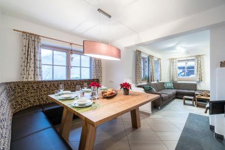 vakantiehuis Chalet Grubing S in Hollersbach im Pinzgau