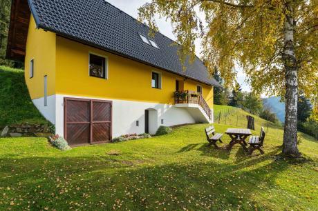 vakantiehuis Traunig Hütte in Eberstein