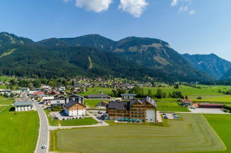 vakantiehuis Hallstatt-Dachstein Luxury 3 Gosau in Gosau