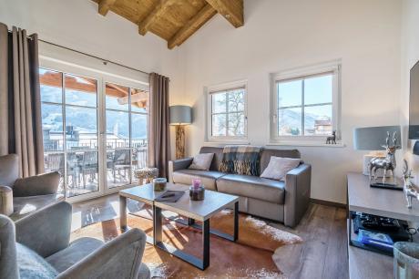 vakantiehuis Luxury Tauern Suite Walchen/Kaprun 7 in Piesendorf
