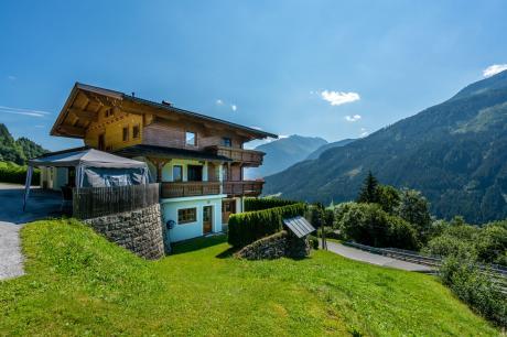 vakantiehuis Lauras Bergheimat in Wald im Pinzgau