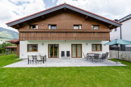vakantiehuis Chalet Maurerfeld 1 in Mittersill