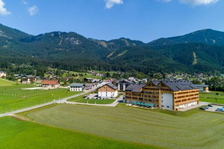 vakantiehuis Hallstatt-Dachstein Luxury Gosau 6P in Gosau