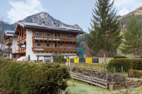 vakantiehuis Zillertal Alpen E in Wald im Pinzgau