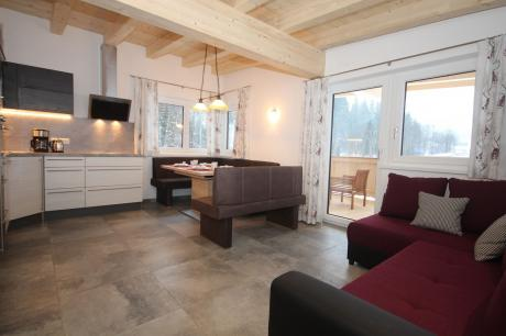 vakantiehuis Reiserer XL in Kirchberg in Tirol