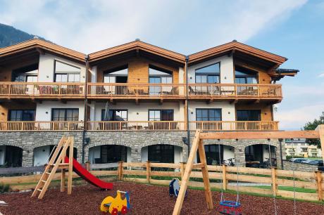 vakantiehuis Luxury Tauern Apartment Piesendorf Kaprun 1 in Piesendorf