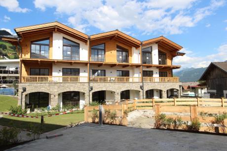 vakantiehuis Luxury Tauern Apartment Piesendorf Kaprun 2 in Piesendorf