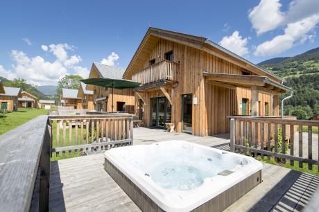 vakantiehuis Chalet Wellness Sup in Kreischberg Murau