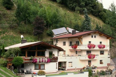 vakantiehuis Aurora in Kappl