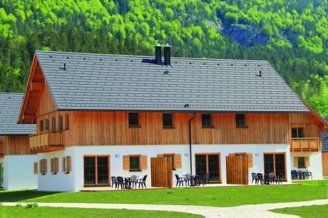 vakantiehuis Luxery Salzkammergut Chalet G in Obertraun