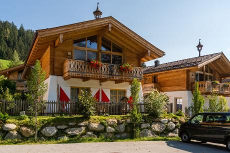 vakantiehuis Chalet Trattenbach in Wald - Köningsleiten