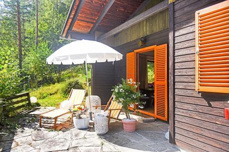 vakantiehuis Chalet Astrid in Molln-Ramsau