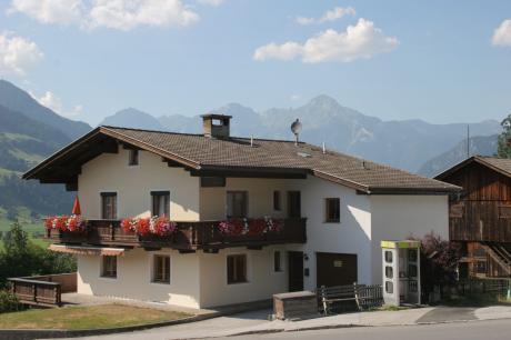vakantiehuis Troppmair in Hart im Zillertal