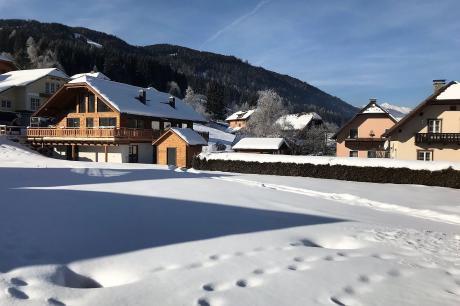 vakantiehuis Alpinn Wellnesschalet I in Sankt Margarethen im Lungau