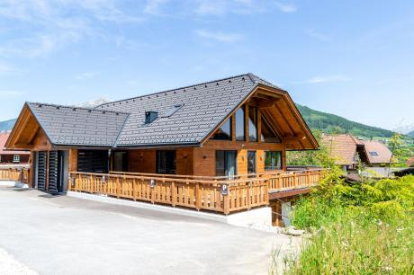vakantiehuis Alpinn Wellnesschalet  24p in Sankt Margarethen im Lungau