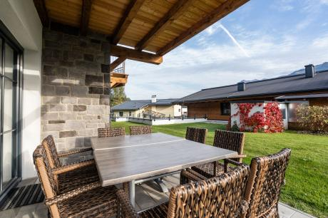 vakantiehuis Luxury Tauern Suite Walchen Kaprun 5 in Piesendorf