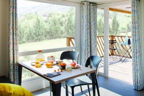 vakantiehuis Drau Camping Sachsenburg in Sachsenburg