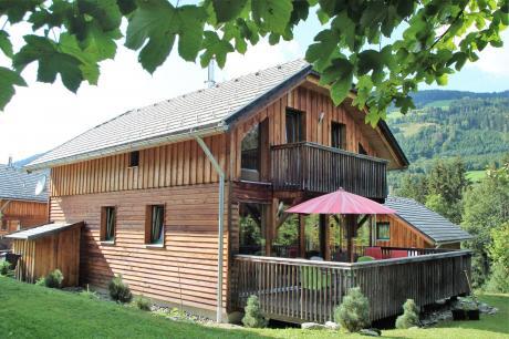 vakantiehuis Chalet Murlaub in St.Georgen-Murau