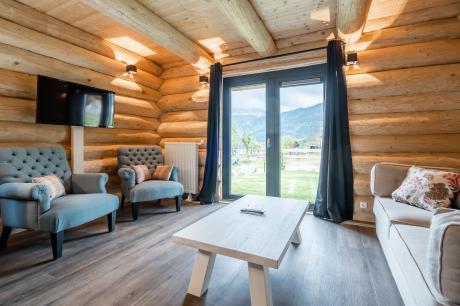 vakantiehuis Clofers Leisure Lodges Jenig in Jenig