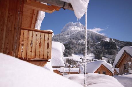vakantiehuis Lodge de Luxe in Altaussee