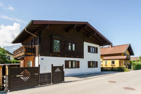 vakantiehuis Oberhof Lodge in Bruck an der Großglocknerstraße
