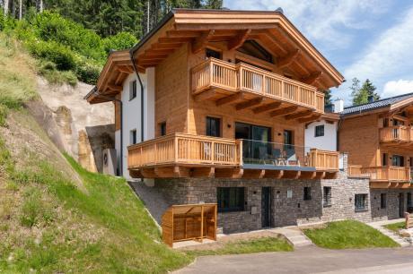 vakantiehuis Alpen Villa Danica in Mühlbach am Hochkönig