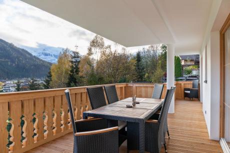 vakantiehuis Salzach Appartement Wald 1 in Wald im Pinzgau - Königsleiten
