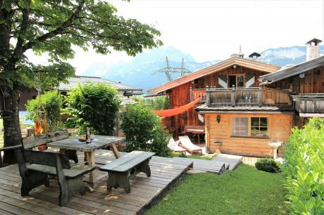 vakantiehuis Hollerhaus in St. Johann in Tirol