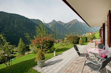 vakantiehuis Bials in St. Gallenkirch