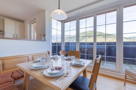 vakantiehuis Panorama St Margarethen in Sankt Margarethen im Lungau