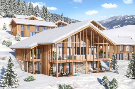 vakantiehuis Apartment Planai in Ennsling