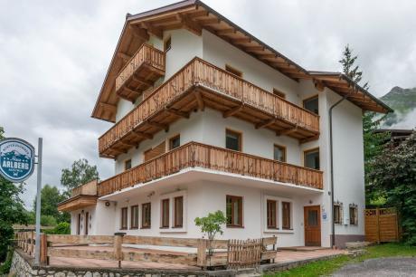 vakantiehuis Haus Arlberg in Sankt Anton am Arlberg