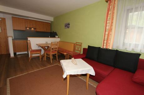 vakantiehuis Sölden Apartment F in Sölden - Längenfeld