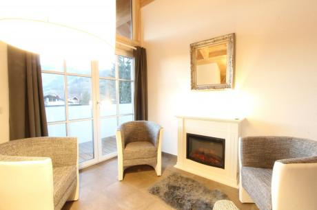 vakantiehuis Residenz Edelalm Penthouse - 6 Pers in Brixen im Thale