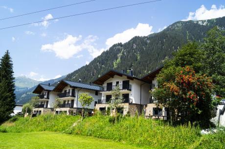 vakantiehuis Luxurious Montafon Chalet 2 in Gaschurn