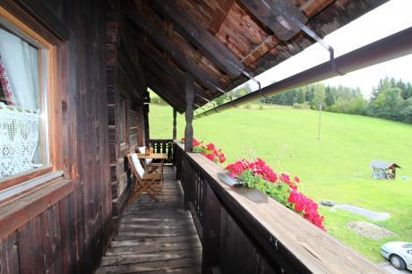 vakantiehuis Barzaunerhof in Fresach