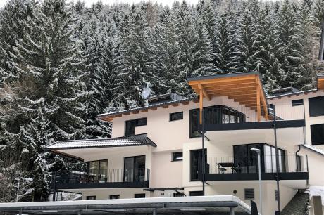 vakantiehuis Mountain View in Bad Kleinkirchheim