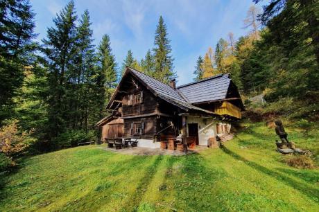 vakantiehuis Hüttentraum Chalet by Globalimmoservice in Bad Kleinkirchheim