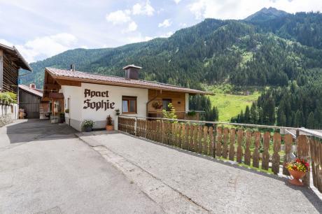 vakantiehuis Sophie in Kappl