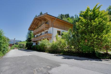 vakantiehuis Chalet 97 in Hollersbach im Pinzgau