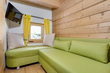 vakantiehuis Appartement Hubert - charmantes Appartement mit Gr in Niedernsil