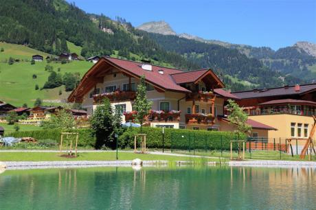 vakantiehuis Apparthaus am See A in Großarl
