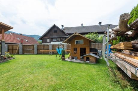 vakantiehuis Countryside Home with Swimming Pool I in Pinsdorf
