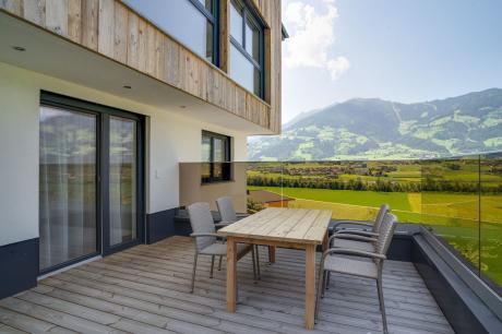 vakantiehuis APPARTEMENT HAMBERG in Hart im Zillertal