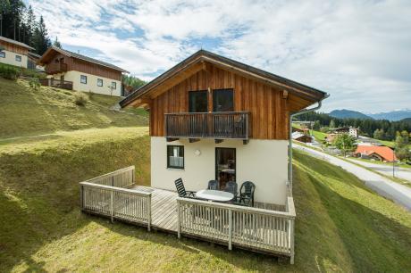 vakantiehuis Dachstein Chalet Edelweiss Haustierfrei in Annaberg-Lungötz
