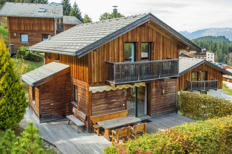 vakantiehuis Dachstein Chalet Gamsblume Haustierfrei in Annaberg-Lungötz