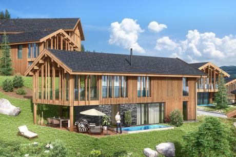 vakantiehuis Ennsling L Chalet - Dachstein in Ennsling