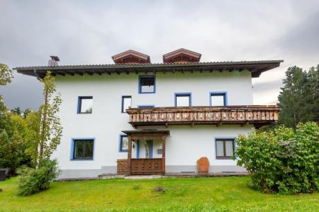 vakantiehuis Haus Bergwald TOP 2 in Bichlbach