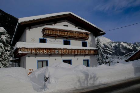 vakantiehuis Haus Bergwald TOP 5 in Bichlbach