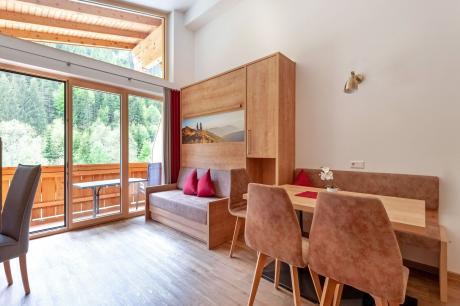 vakantiehuis Appartement Alpin 3 in Saalbach
